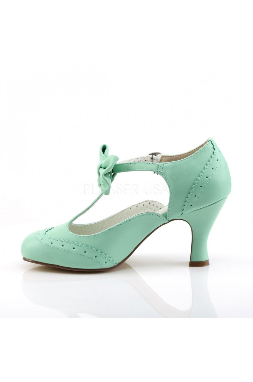 Chaussures retro flapper 11