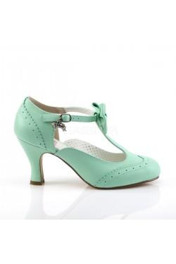 Chaussures vintage flapper 11
