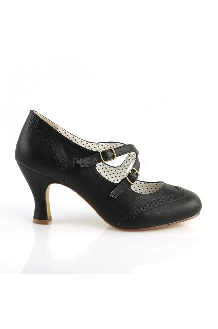 Chaussure pinup flapper 35