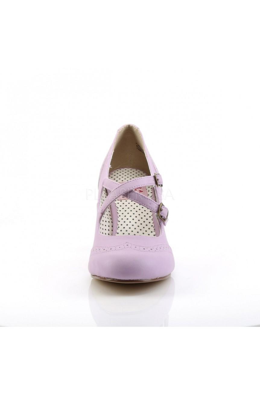 Chaussure rose flapper 35