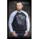 Tee shirt raglan homme custom Rumble59