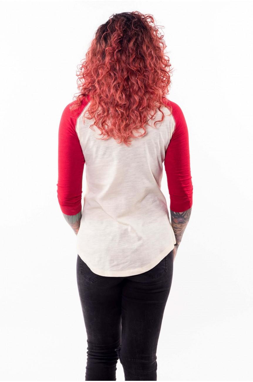 Tee shirt custom femme