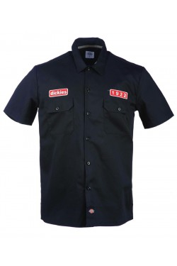 Chemise dickies emory noire