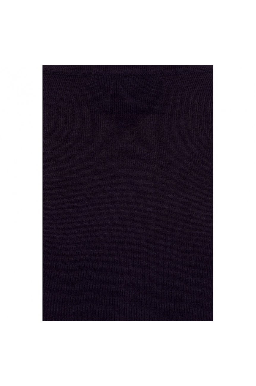 Cardigan noir rétro collectif