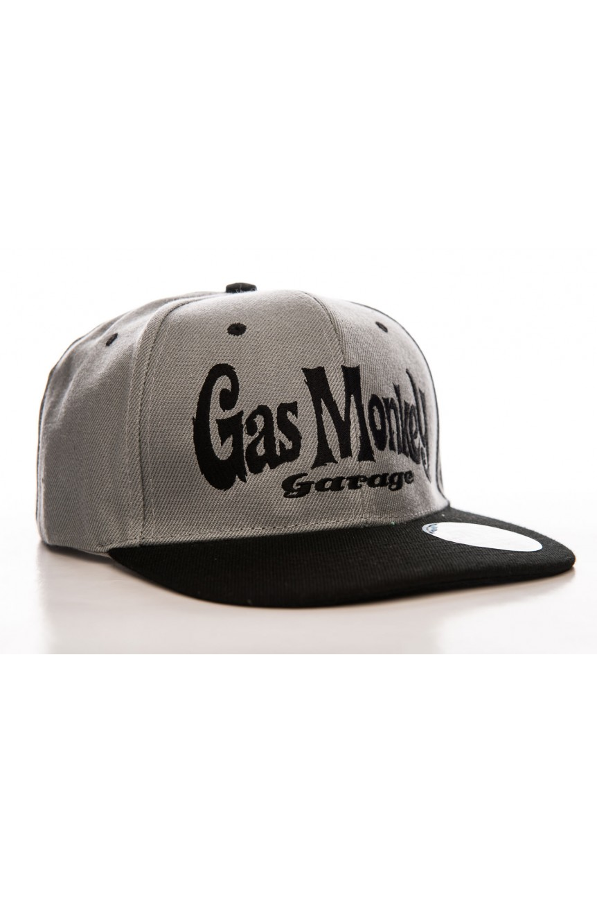 Casquette gas monkey garage logo
