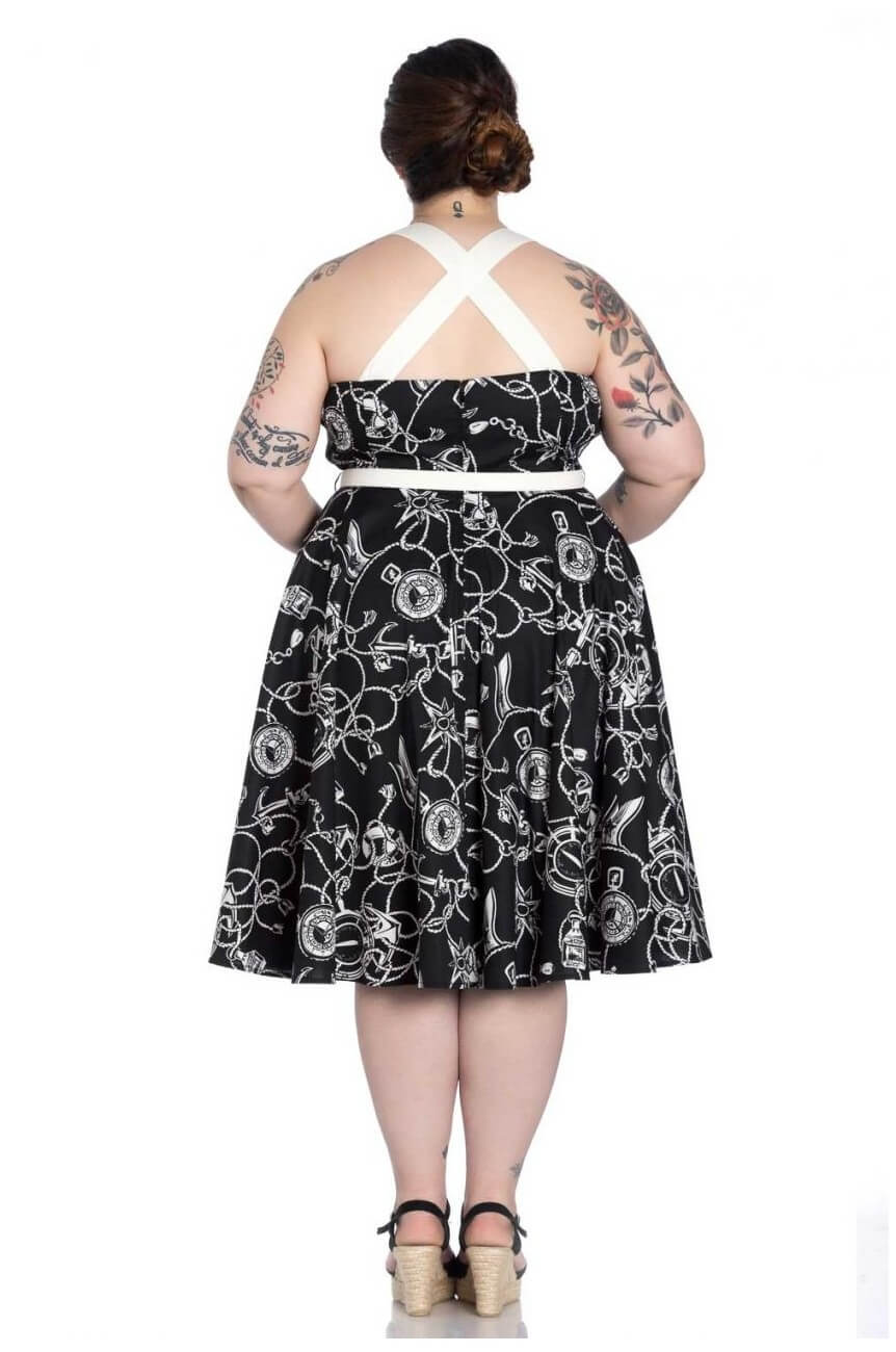Robe pin up grande taille