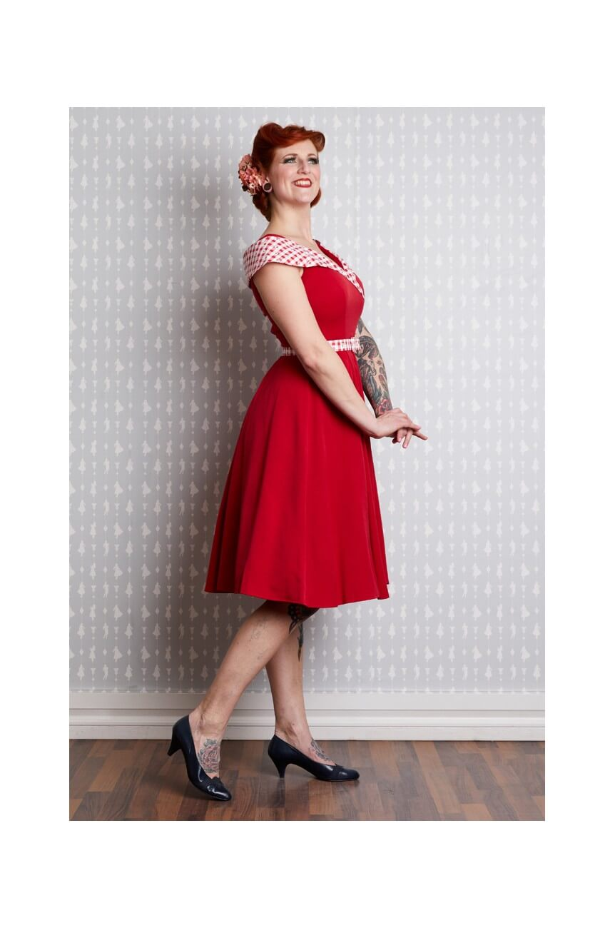 Robe pinup miss candyfloss