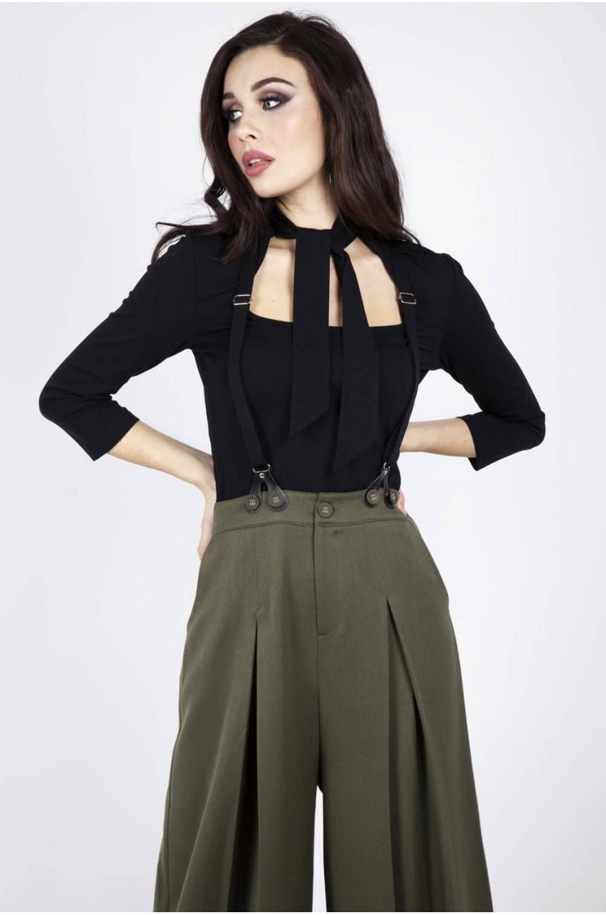 Pantalon 1940 femme