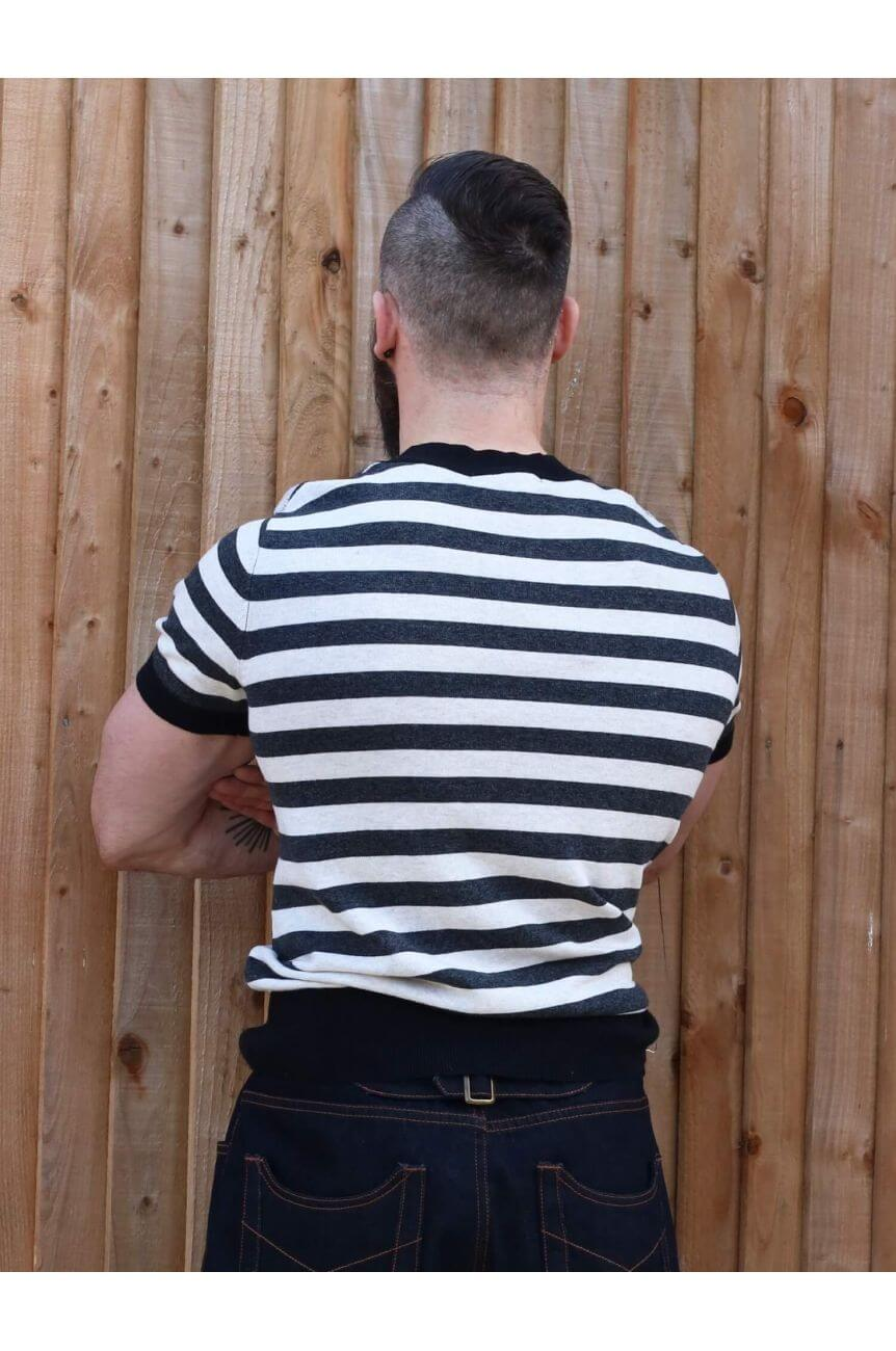 Pull collectif homme