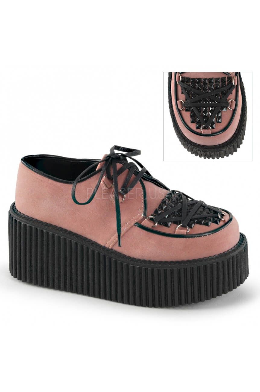 Demonia creepers 216 rose