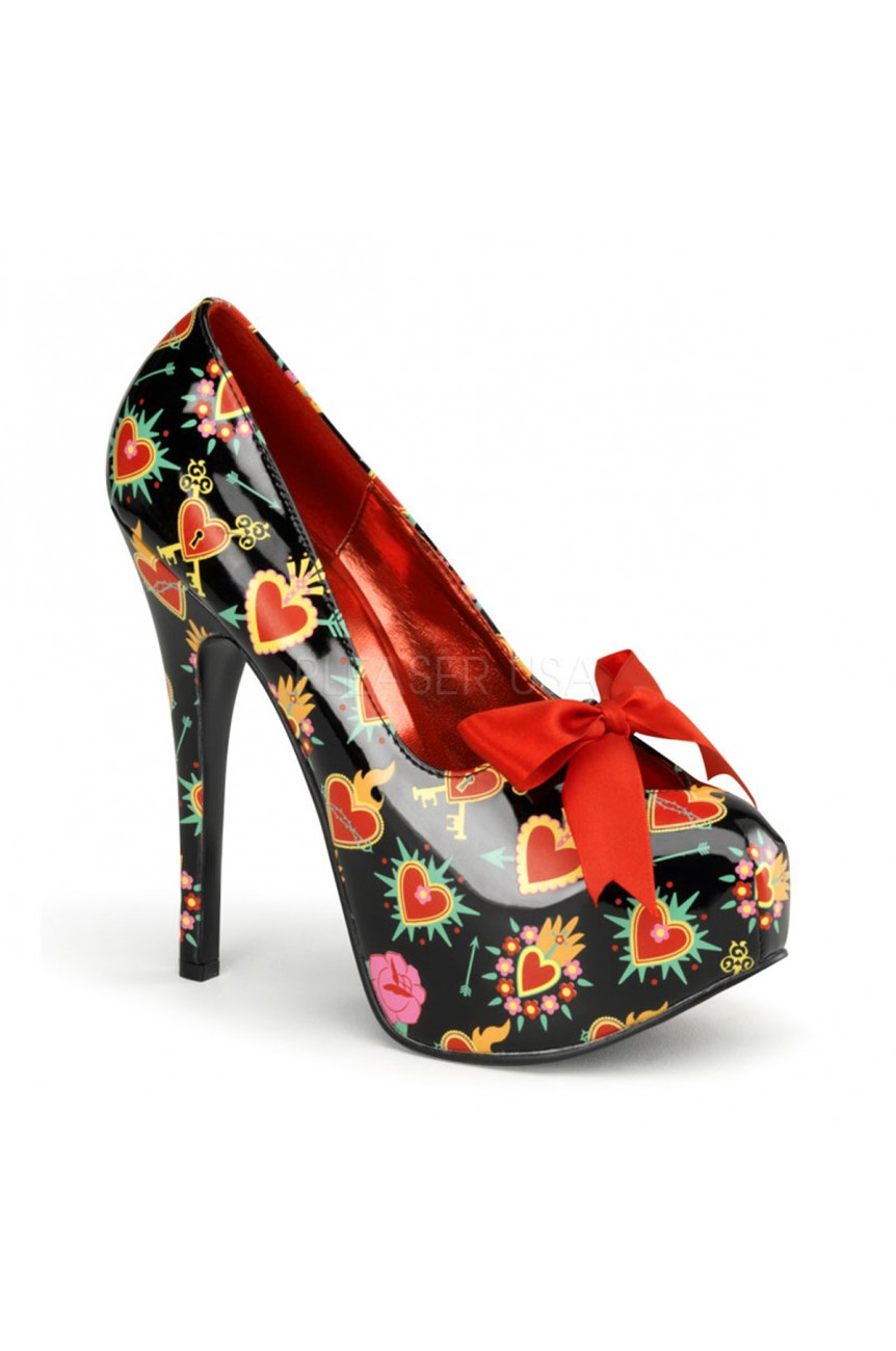 Chaussure pin up teeze-12-2