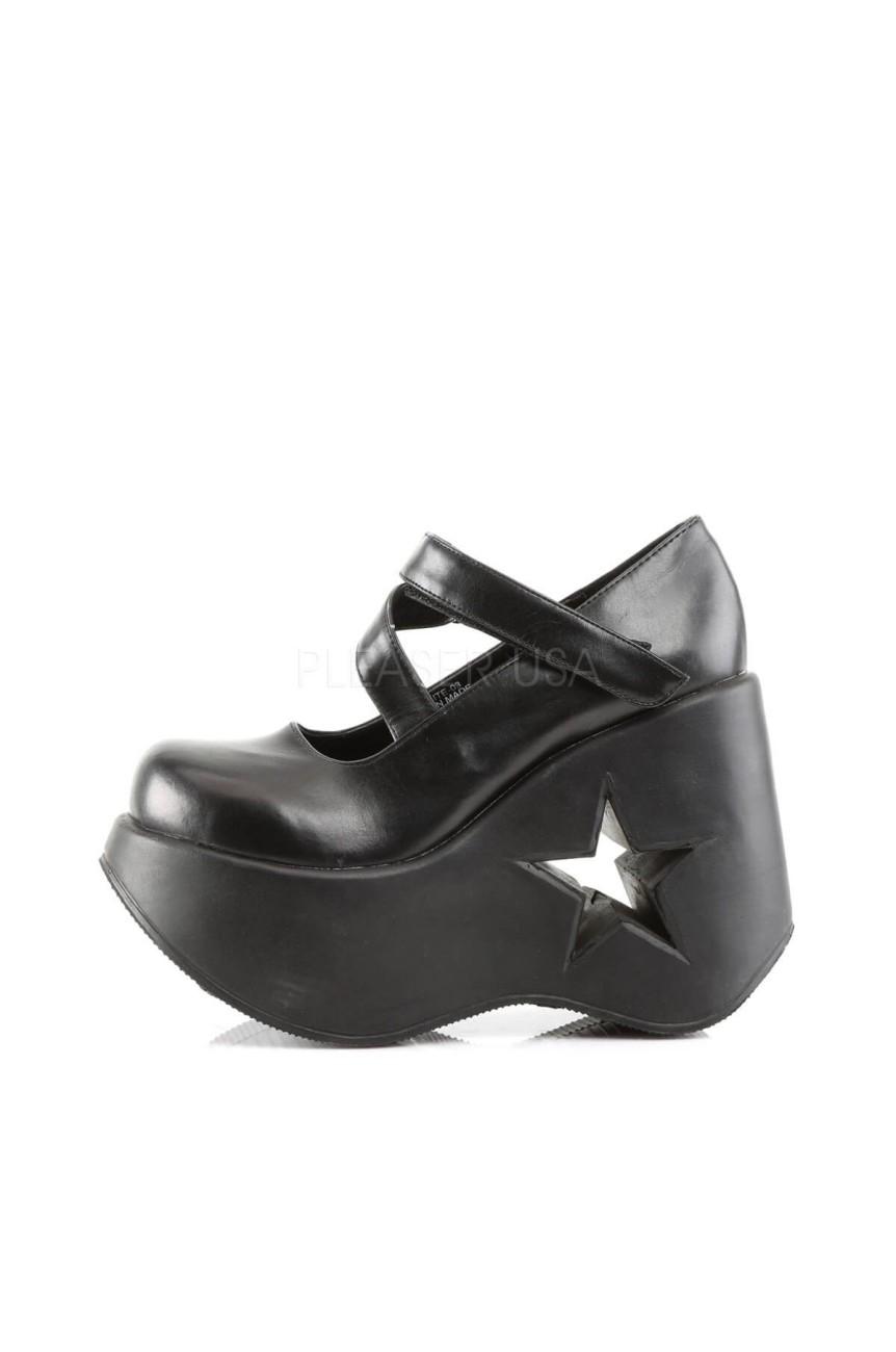 Chaussures compensées dynamite 03