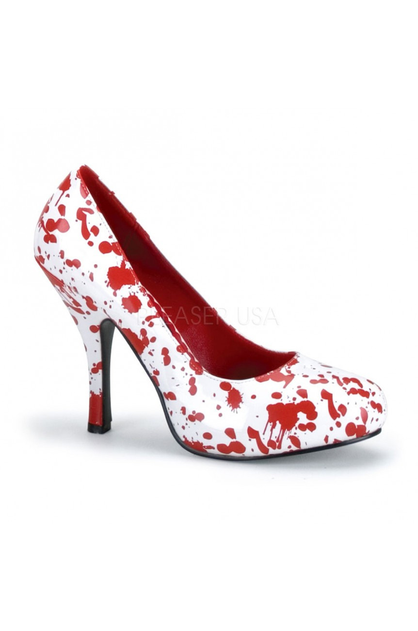 Chaussure vinyle bloody-12