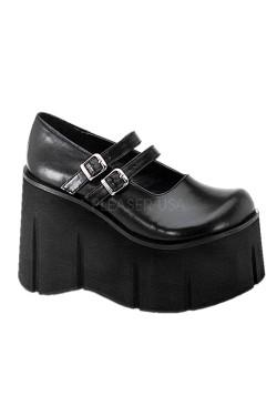 Chaussure gothique compensees kera08