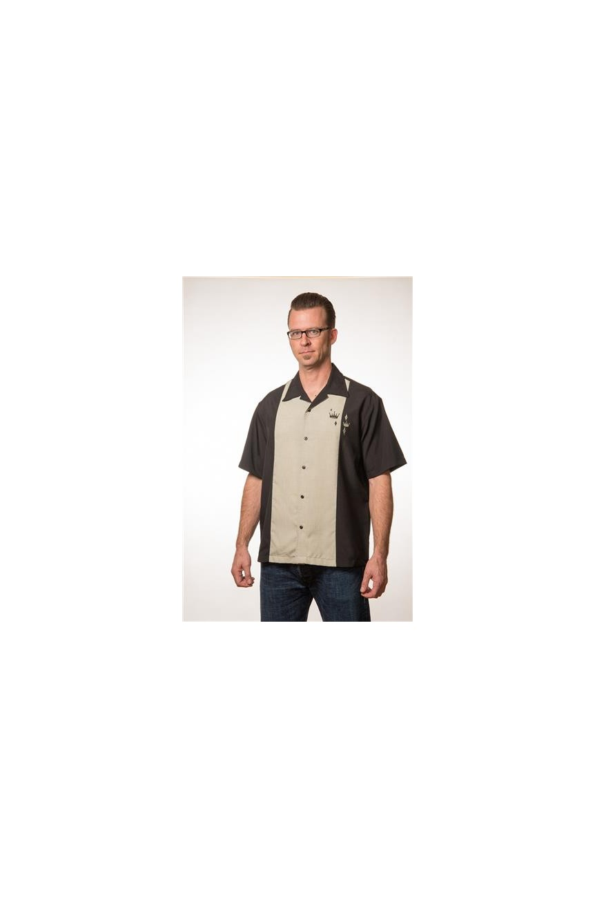 Chemise bowling steady clothing