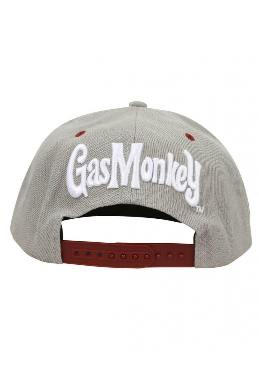 Casquette gas monkey richard rawling
