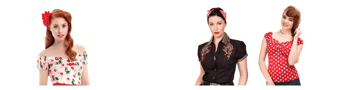 Haut rockabilly, pin-up